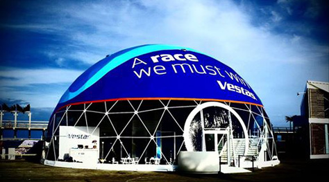 100 ZENDOME300M Copyright TEAM VESTAS WIND VOLVO Ocean Race 2014